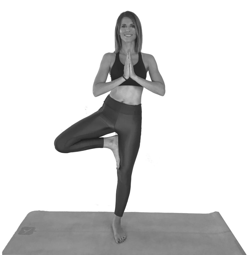 Vriksasana - El Arbol - yoga depresión