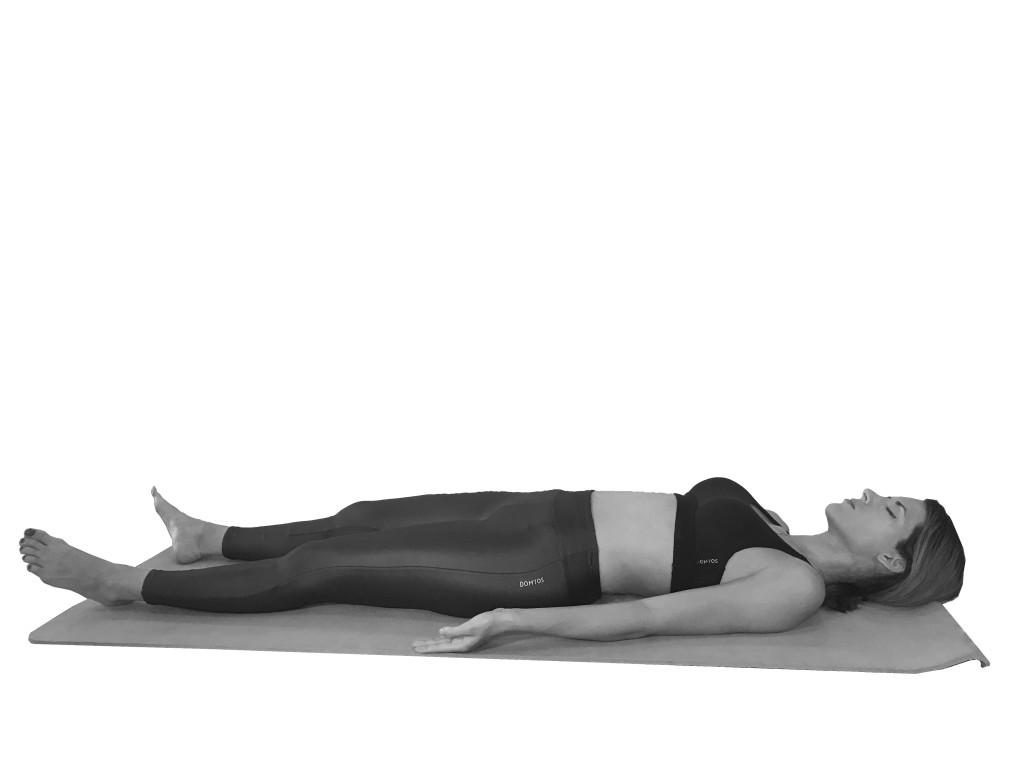 Savasana - Yoga asana