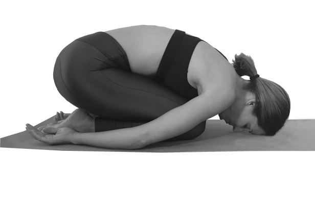 el niño - asana yoga