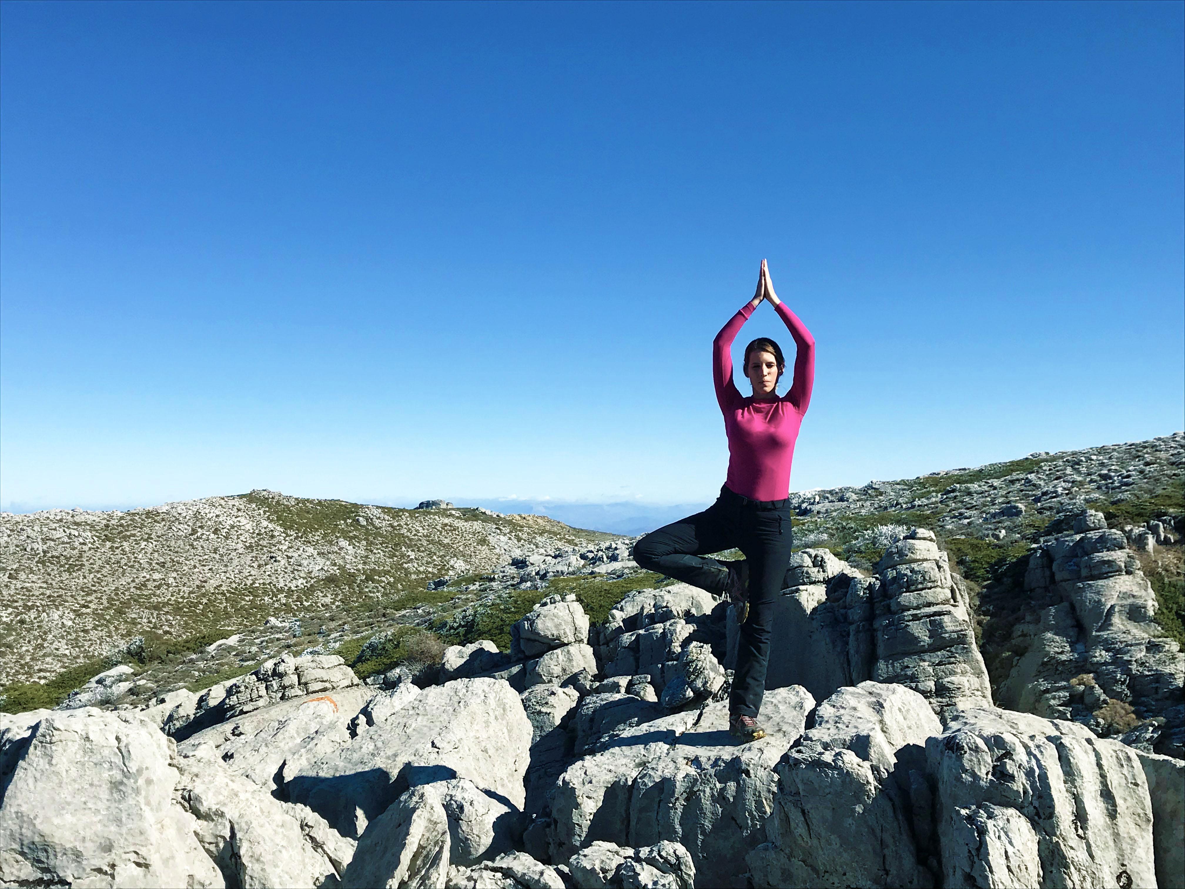 El Árbol - Vrksana Yoga